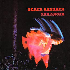 Sist gang Black Sabbath toppa albumista var med Paranoid i 1970. Foto: Promo.
