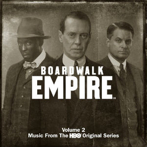 Boardwalk Empire-lydspor-omslaget. (Foto: Promo)