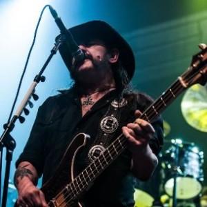 Lemmy og resten av Motörhead måtte dra tomhendt hjem fra Grammy-utdelingen. (Foto: Christian Misje, NRK P3)