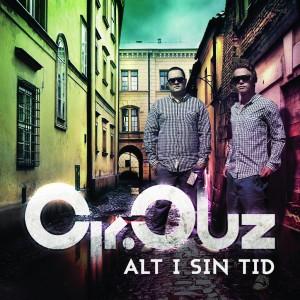 Albumcoveret til Cir.Cuz sitt forrige album, Alt I Sin Tid. (Foto: Promo)
