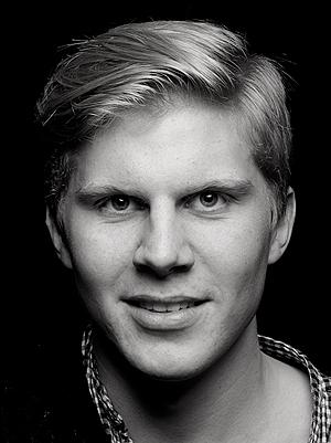 Julius Diesen er sjef i Beyond Records. Foto: Mats Torbergsen.
