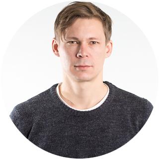 Musikksjef i P3, Mats Borch Bugge. (Foto: Kim Erlandsen)
