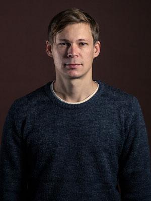 Musikksjef Mats Borch Bugge oppsummerer musikkåret 2013. (Foto: Kim Erlandsen, NRK P3)