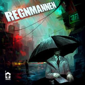 """Omslaget til """"Regnmannen"""". (Bilde: Promo)"""