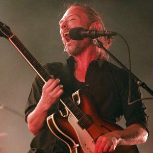 Thom Yorke. (Foto: NTB Scanpix, AP, Armando Franca)
