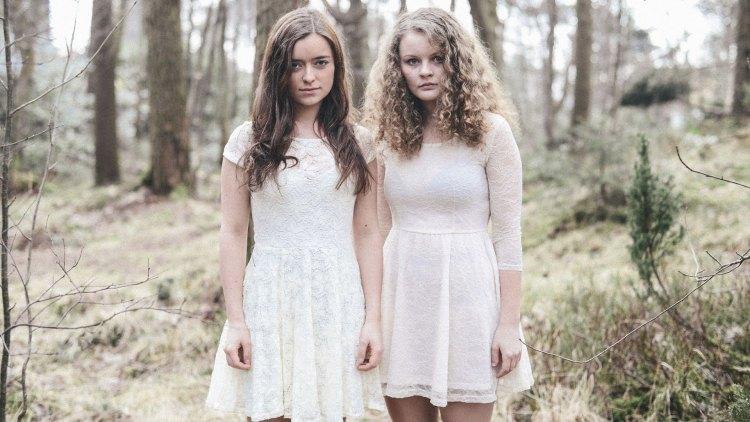 Elsa & Emilie er aktuelle med en ny musikkvideo. Foto: Anne Marthe Widwey