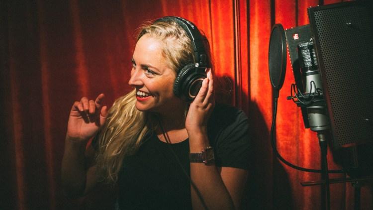 Izabell. Foto: Tom Øverlie, NRK P3