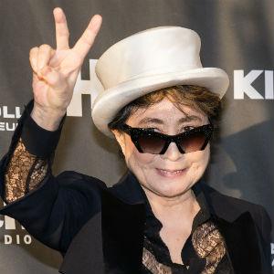 Yoko Ono. Foto: NTB Scanpix, AP, Jason Miller