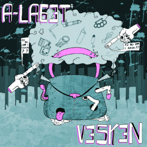 """Omslaget til """"Vesken"""". Illustrasjon: Promo"""