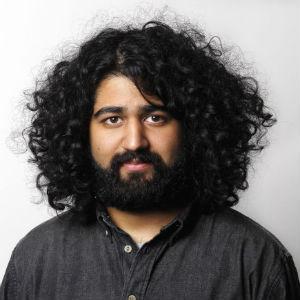 Sandeep Singh. Foto: Trond Solberg, VG