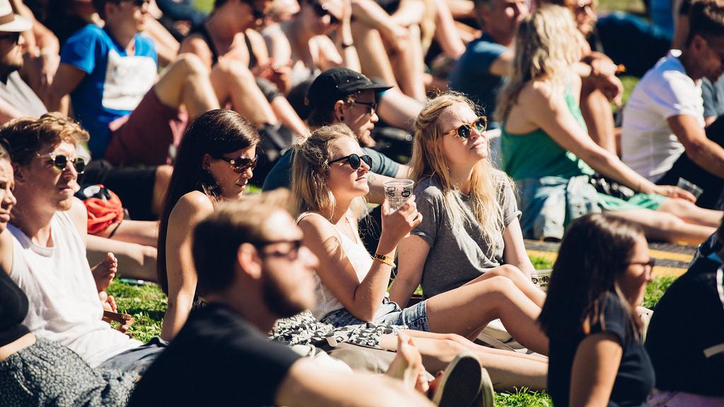 Øyafestivalen 2015. Foto: Rashid Akrim / NRK P3