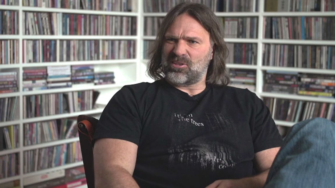Du hører Christer Falck rappe i dokumentarserien. Helt sant. Skjermdump, NRK P3