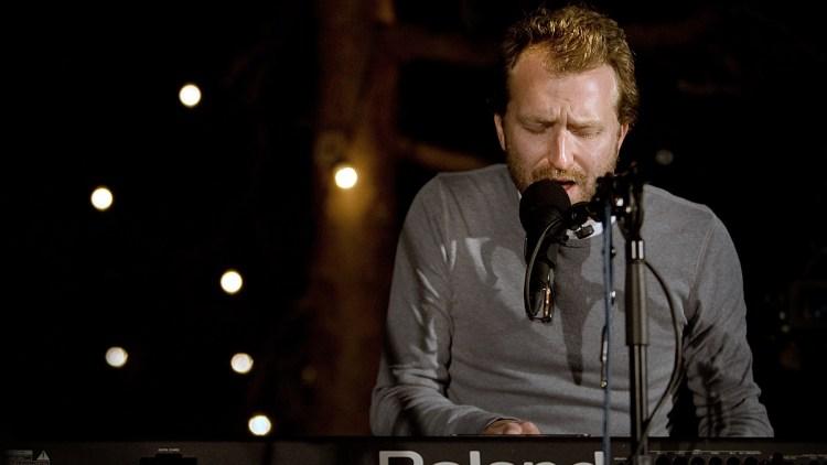 Thom Hell (Foto: Kim Erlandsen, NRK P3)