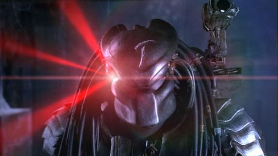 """En Predator slik de så ut i """"Alien vs Predator"""" (Foto/Copyright: Twentieth Century Fox Norway)."""