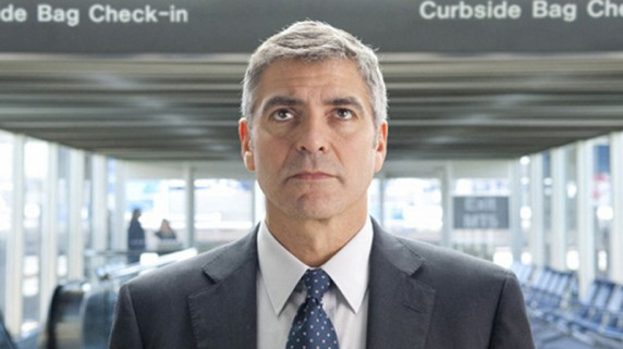 "George Clooney i ""Up in the air"" (Foto/Copyright: United International Pictures)."