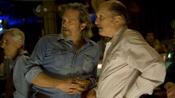 "Jeff Bridges og Robert Duvall i ""Crazy Heart"" (Foto/Copyright: 20th Century Fox)."