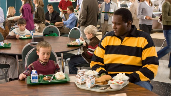 The Blind Side. (Foto/Copyright: Warner Bros./Sandrew Metronome)