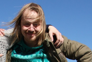 Erlend og Steinjo. (Foto: NRK)