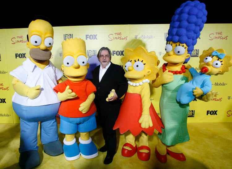 Matt Groening (Foto: Reuters/Mario Anzuoni)