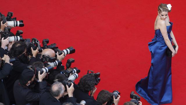 Peaches Geldof har forresten blitt kjendis. Rart. (Foto: Christian Hartmann/Reuters