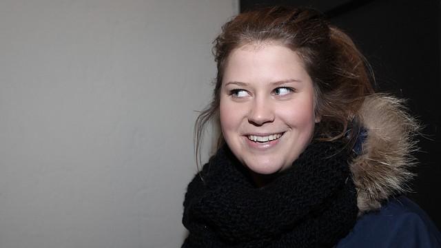 Andrea Lindhel. (Foto: Erlend Lånke Solbu, NRK P3)