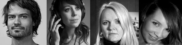Musikkprodusentene har lagt sin elsk på britiske Wolf Gang. (Foto: NRK P3)