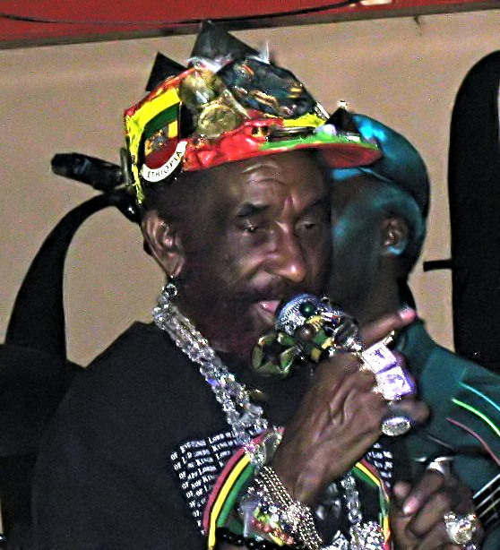 "Reaggaeartist Lee ""Scratch"" Perry. (Foto: Wikimedia Commons)"