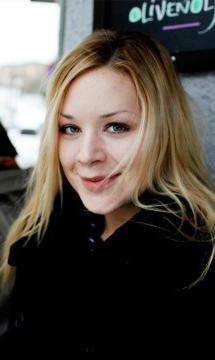 Avdelingsleder for VG Rampelys, Camilla Bjørn. (Foto: Privat)
