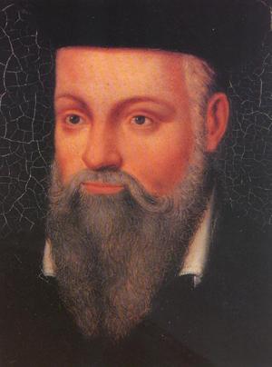 Nostradamus var matematiker, forfatter og astronom, og levde på 1500-tallet. (Foto: worlds-smartest-man.com)