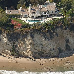 Huset til Barbra Streisand. (Foto: Wikipedia)
