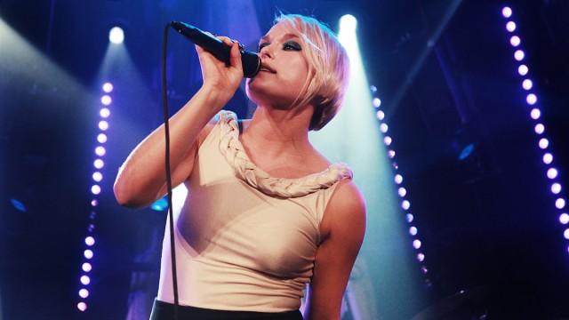 Eva & The Heartmaker gleder seg til å være med på resten av Topp 20. (Foto: Tom Øverlie, NRK P3)