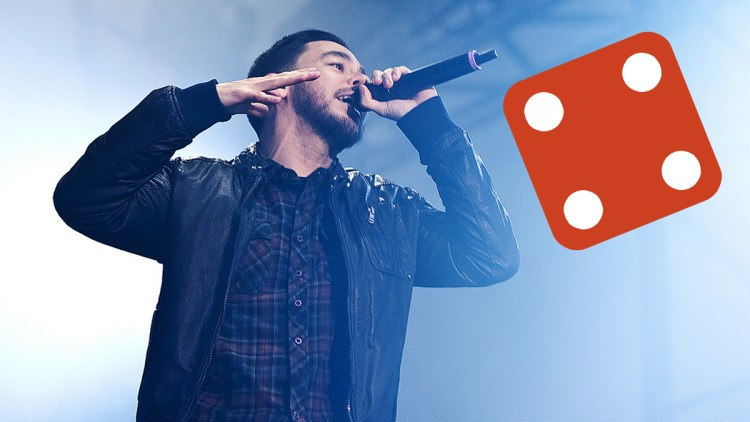 Linkin Park - Hovefestivalen 2011. (Foto: Kim Erlandsen, NRK P3)