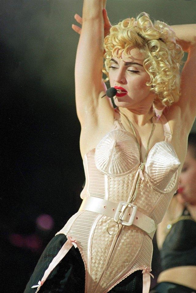 Madonna, 1990 (Foto: Scanpix)