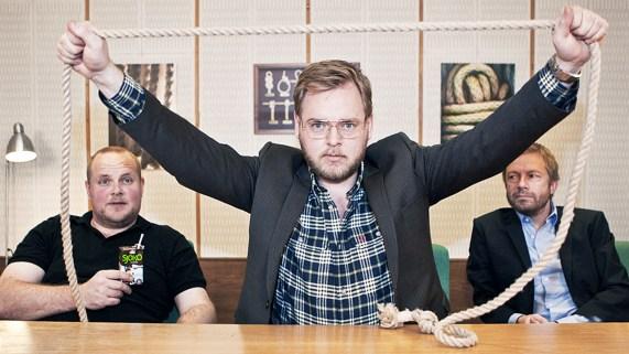 Knuter (Foto Kim Erlandsen, NRK P3)