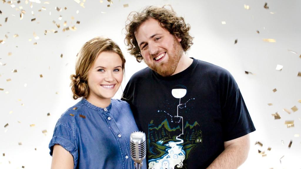 Live og Ronny (Foto: Kim Berg/NRK)