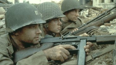 Saving Private Ryan. (Foto: Dreamworks).