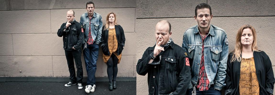 Verdensherredømme med Holstad, Schau og Kristiansen (Foto: Mattis Folkestad, NRK P3)