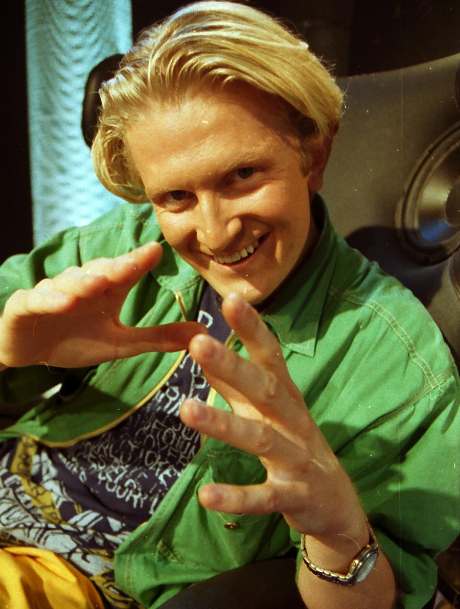HC Andersen (Foto: NRK)