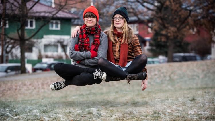 Ramona og Siggen