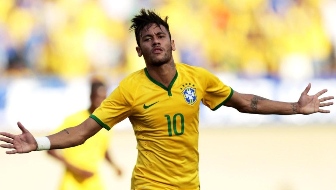 Neymar. (Foto: Ueslei Marcelino, Reuters)