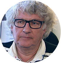 Psykolog og sexolog Thore Langfeldt. (Foto: NRK)