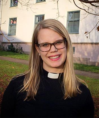 Annette Kvernevik Dreyer er vikarprest i Torshov og Lilleborg menighet i Oslo. (Foto: Privat)