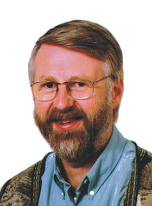 Gunnar Thorvaldsen,  leder for en registreringssentral for historiske data ved UiT. (Foto: Presse)