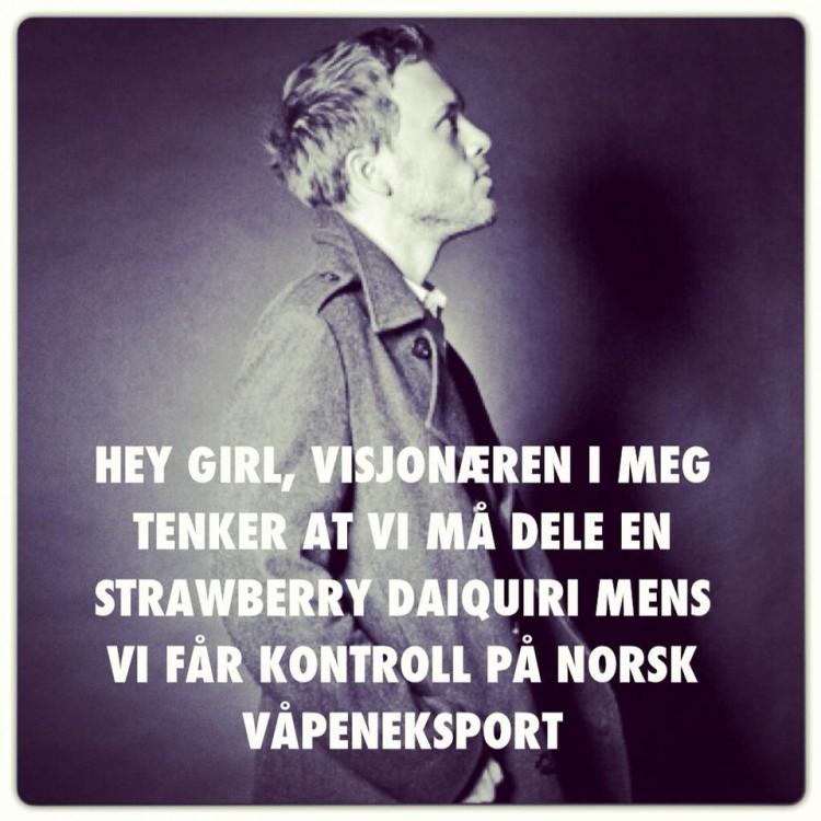Fra året da Lysbakken ble meme.  (Foto: Jilltxt.net)