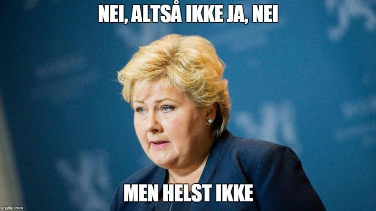 Kommunesammenslåing er umulig å si noe sikkert om. (Foto: Fredrik Varfjell / NTB scanpix)