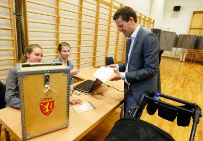 Foto: Lise Åserud, NTB Scanpix