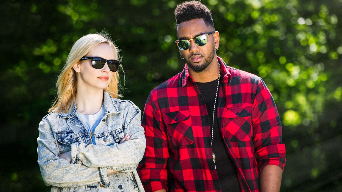 Christine Dancke og Abiel Tesfai skal programleie årets VG-listaturné.