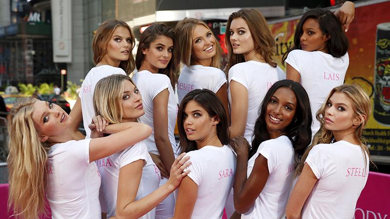 Det er kanskje like greit at vi mister englene til Victoria's Secret. Eller? Foto: Reuters / NTB Scanpix