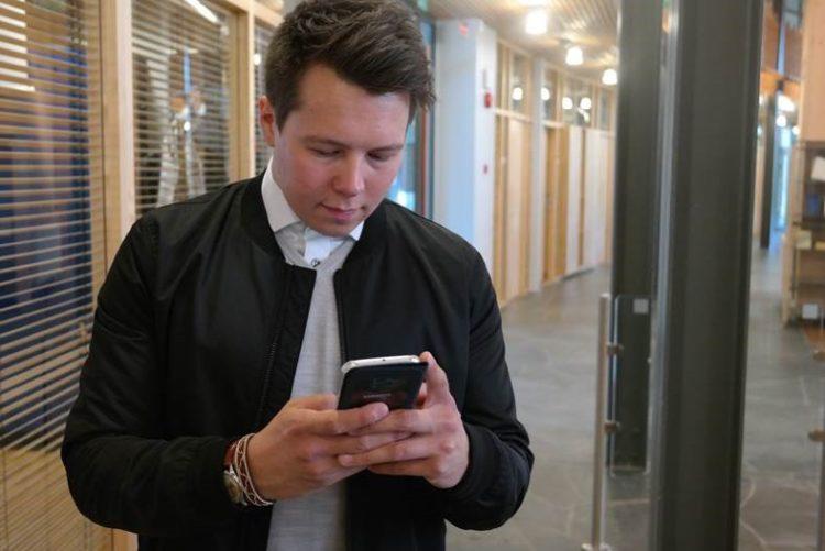 Viktor Inge Paulsen (23) har enno ikkje meldt overgrepet han seier han blei utsatt for til politiet (FOTO: Privat).