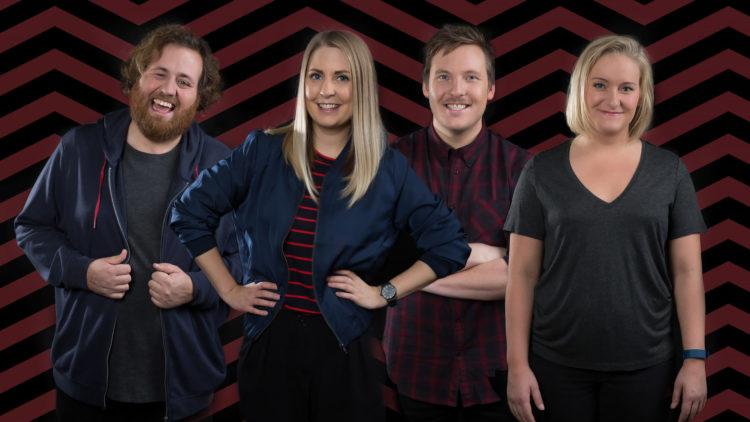 Ronny Brede Aase, Silje Nordnes, Niklas Baarli og Tuva Fellmann er nok et år klare for å ta deg gjennom 100 timer med direktesendt radio - men i år får de fire ekstra gode hjelpere med på laget.